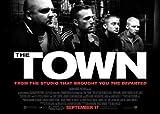 The Town Movie Poster (30 x 40 Inches - 77cm x 102cm) (2010) -(Ben Affleck)(Blake Lively)(Jon Hamm)(Jeremy Renner)(Chris Cooper)(Rebecca Hall)