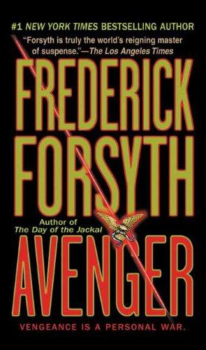 Avenger: A Thriller (English Edition)