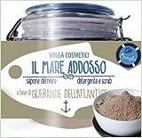 VOLGA COSMETICS - Limpiador exfoliante corporal específico - con venta Guerande - acción remineralizante - 500 gr