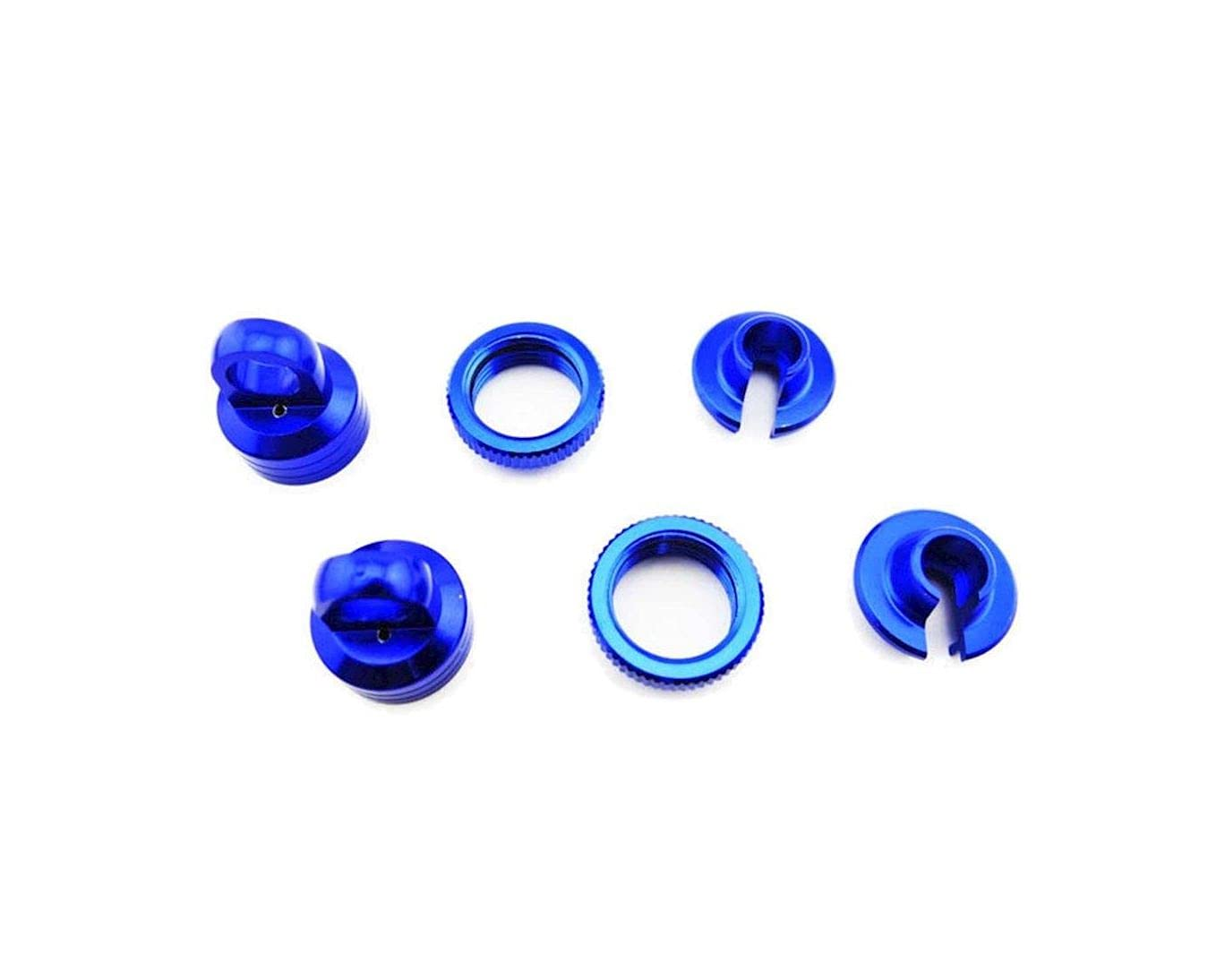 HRYET15606 YET15606 Hot Selling and selling Aluminum Max 73% OFF 10mm Blue Yet Upgrade Shock Kit