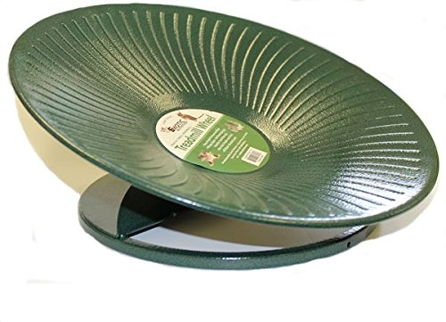 """Sturdy Metal Exercise Treadmill 14"""" Diameter for Chinchillas, Hedgehogs, Prairie Dogs"""