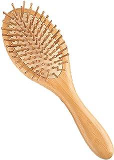 New Carbonized Bamboo Anti-static Airbag Massage Comb Shun Hair Comb Long Hair Curly Air Cushion Large Board Comb Hair Cut...