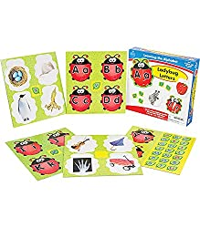 Ladybug Letters Learning Game
