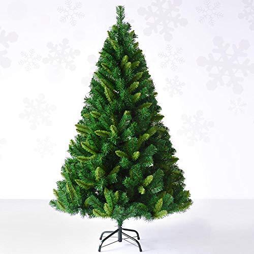 Topashe Material PVC Árbol de Navidad Artificial Acebo Natural,Árbol de Navidad automático...