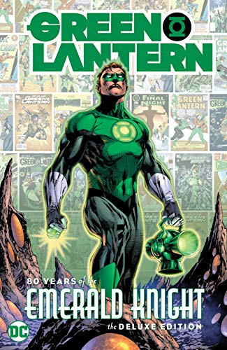 Green Lantern: 80 Years of the Emerald Knight The Deluxe Edition (The Green Lantern Season Two (2020-)) (English Edition)