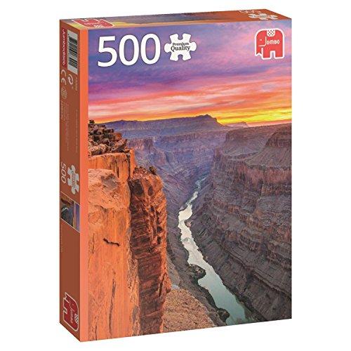 Jumbo - 18399 - Grand Canyon, Stati Uniti - 500 Pezzi