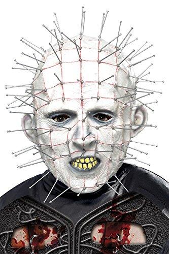 Hellraiser Herren Kostüm-Zubehör, Pinhead Maske