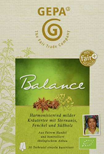 GEPA Bio fair + Wellness Tee Balance, 30 g