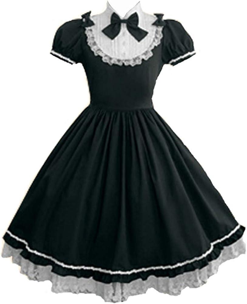 Women Finally popular brand Girls Classic Princess Lolita Sale item Maid Dress Halloween Cosplay
