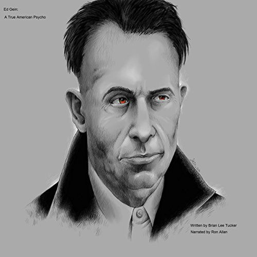 Ed Gein audiobook cover art