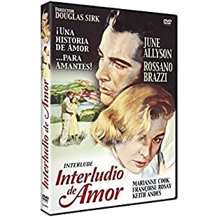 Interlude (1957) - Region Free PAL, plays in English without subtitles