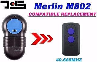 Calvas NEW Merlin M802 compatible remote remote control