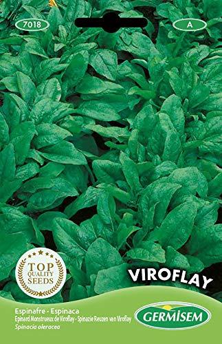 Germisem Viroflay Semillas de Espinacas 15 g (EC7018)
