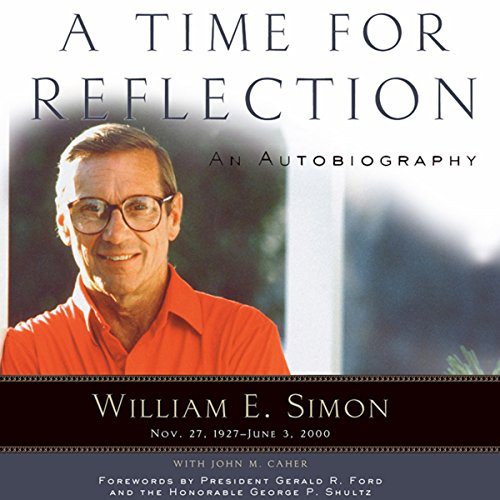 A Time for Reflection audiobook cover art