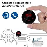 Avantree New CK310 Bluetooth FM Transmitter, 7 Hrs Car Wireless Radio Adapter