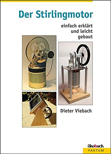 Der Stirlingmotor: einfach erklärt und leicht gebaut
