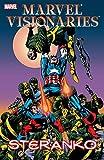 Marvel Visionaries: Jim Steranko (English Edition)