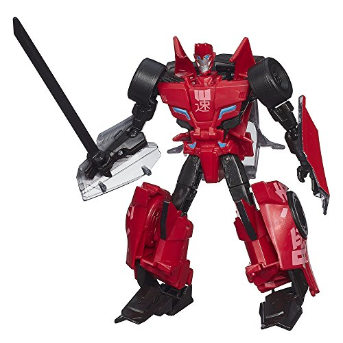 Transformers Robots in Disguise Warrior Sideswipe Action Figure