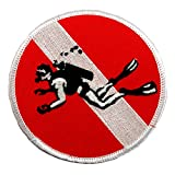 Skin Diver Patch...image