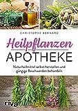 Heilpflanzen-Apotheke: Naturheilmittel selbst herstellen und gängige Beschwerden behandeln