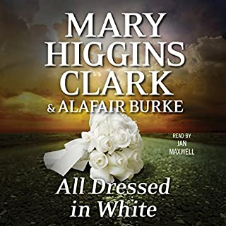 All Dressed in White audiobook cover art