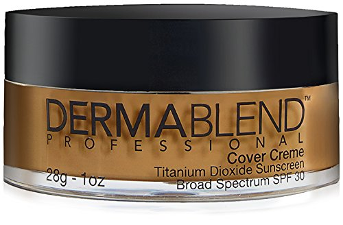 Dermablend Cover Creme Full Coverage Cream Foundation, 1 oz