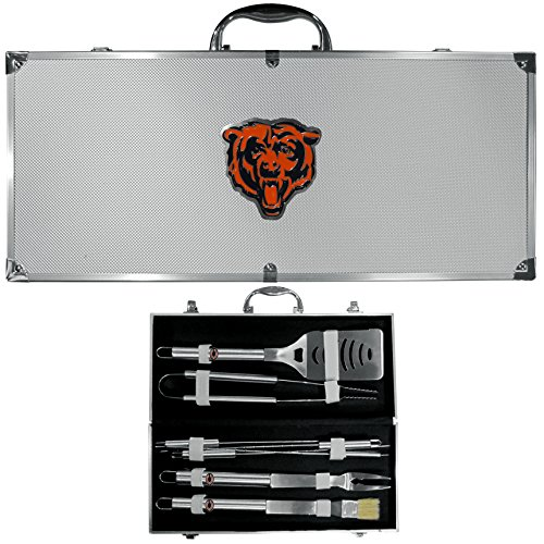 Chicago Bears Grilling - 8