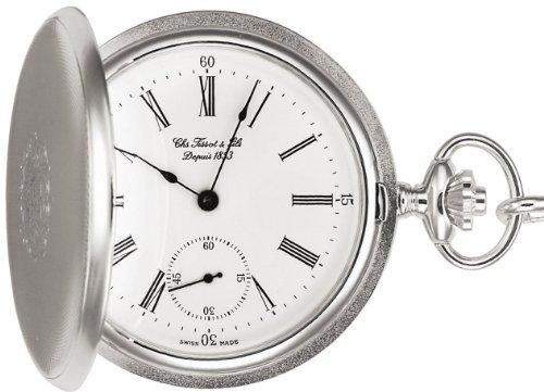 Tissot Taschenuhr für Herren Handaufzugwerk T83.1.452.13