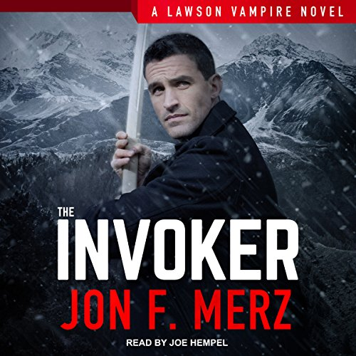The Invoker audiobook cover art