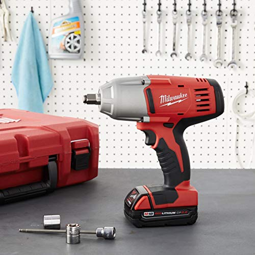 Cordless Impact Wrench, 450 ft.-lb.