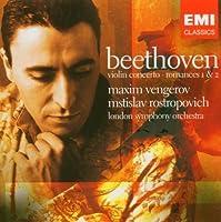 Beethoven: Violin Concerto / Romances Nos. 1 & 2 (2006-01-10)