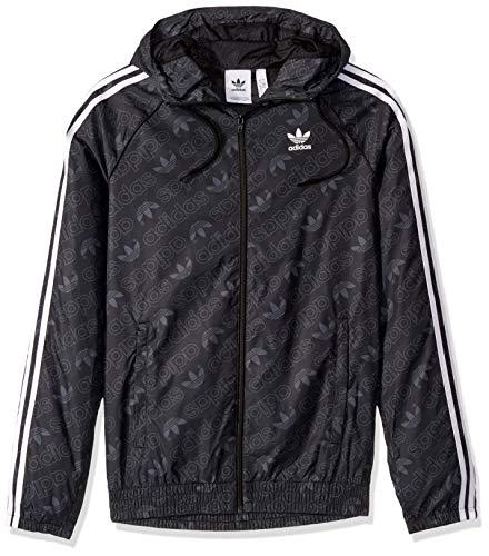 adidas Originals Men's Mono Track Top Jacket