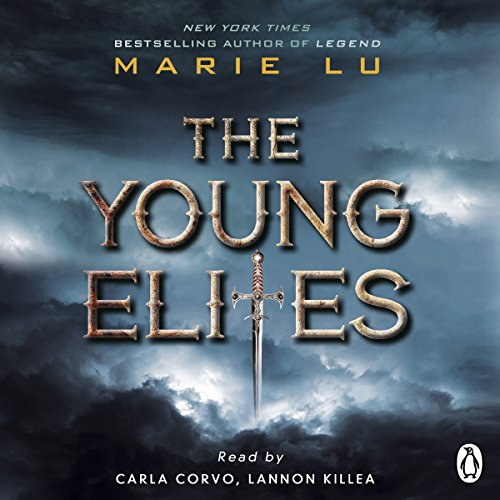 Couverture de The Young Elites
