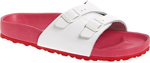 Birkenstock Vaduz White Patent - Sweetheart Collection Size 37 M EU