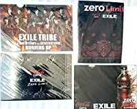 EXILE バンダナ クリアファイル2種3枚