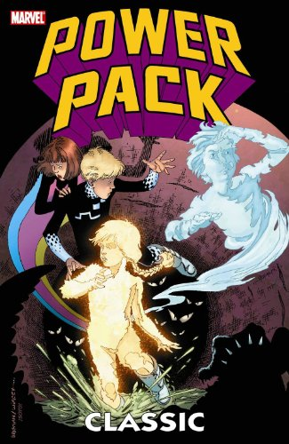 Power Pack Classic Volume 2 TPB