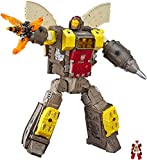 Transformers Toys Generations War for Cybertron Titan WFC-S29 Omega Supreme Action Figure - Converts to Command Center - Adults and Kids Ages 8 and Up, 2-feet