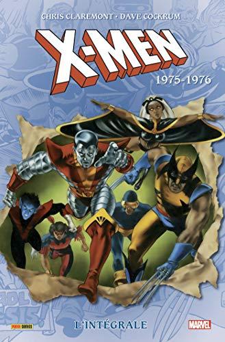 X-Men: L'intégrale 1975-1976 (T01 Nouvelle édition)