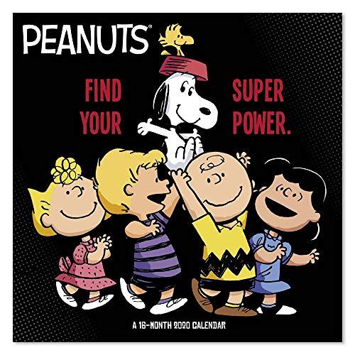Calendario de pared 2020 Peanuts (DDW0482820)