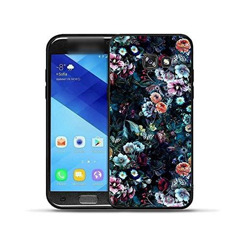 Phonecase Luxury - Carcasa de silicona para Samsung Galaxy A20 A30 A50 A3 A5 A6 A7 A8 2016 2017 A9 Plus 2018