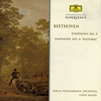 Beethoven: Sym Nos 5 & 6 by MAAZEL / BERLIN PHIL ORCH (2000-07-03)