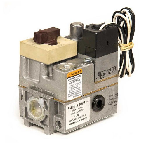 Honeywell V400A1095120VAC standing Pilot gas valvola con 3/4pollici x 3/4pollici Inlet \ outlet. by Honeywell