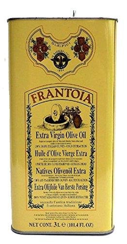 Frantoia Unfiltered Sacramento Mall Extra Virgin Olive Oil Litre Over item handling ☆ From Sici 3 Tin