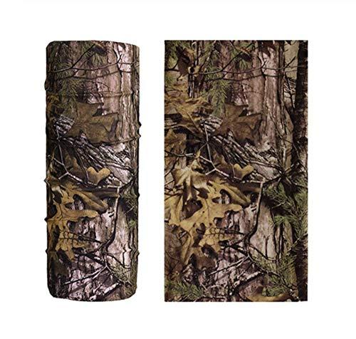 Patch Nation Verschillende Jacht Camouflage Snelle Droog Microvezel Hoofddeksels Outdoor Magic Bandana Neck Snood Hoofd Wikkel Hoofdband Sjaal Gezichtsmasker Ultra Zachte Elastische Hoofddoek