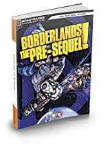 Borderlands - The Pre-Sequel Signature Series Strategy Guide de Bradygames
