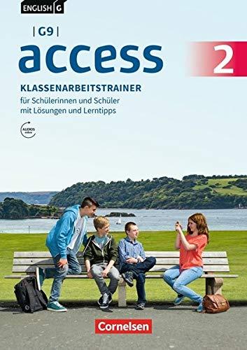 access klassenarbeitstrainer