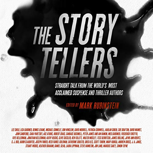 The Storytellers cover art