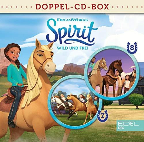 Spirit - wild und frei - Doppel-Box (Folge 7 + 8) - Das Original-Hörspiel zur TV-Serie