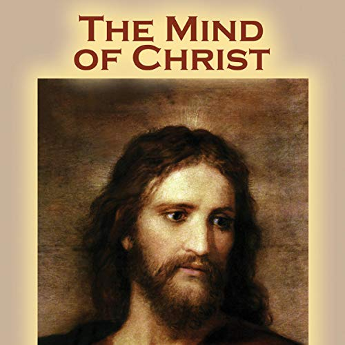 The Mind of Christ audiobook cover art