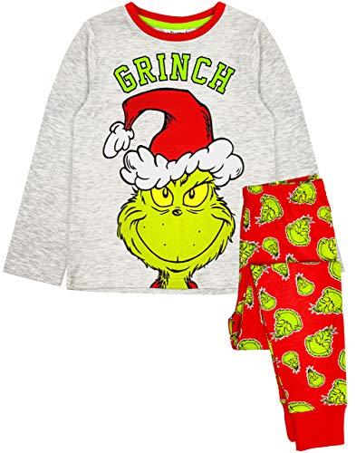Conjunto de pijamas largos para niños...